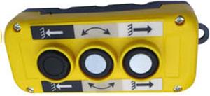 Handhållet Manöverdon med 3 knappar